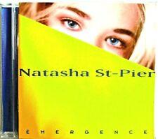 """NATASHA ST-PIER - RARE CD """"ÉMERGENCE"""""""