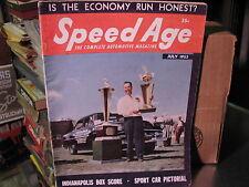 1953--July  SPEED AGE  Magazine
