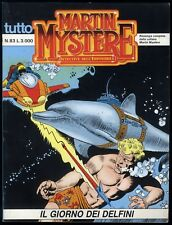 TUTTO MARTIN MYSTERE - N° 83 - MARZO 1996 - BONELLI - CONDIZIONE OTTIMO