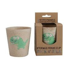 💚 Jack N Jill Natural Dino Rinse Storage Cup 70g
