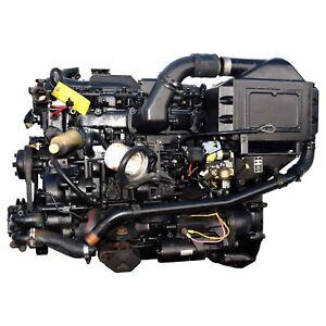 4.0L 234ci Mercruiser Hino Diesel 210hp Marine Engine Motor Inline 4 Cylinder