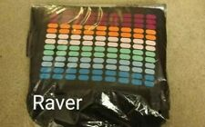 Sound Activated Light Up Flashing Equalizer LED T-Shirt XS,S,M,L, XL