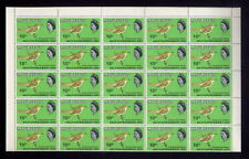 Nature Mauritian Stamps