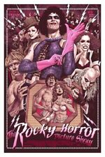 Rocky Horror Picture Show movie horror t-shirt graphic