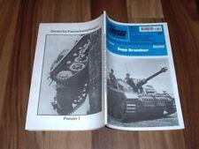 LANDSER   GROSSBAND 949 -- SEPP BRANDNER / Eichenlaubträger Sturmgeschützwaffe