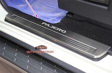 Door sill scuff plate Guards for Mitsubishi 5dr Pajero V97 V93 V77 V73 2006-2012