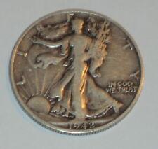 1942-S WALING LIBERTY HALF DOLLAR NICE COIN