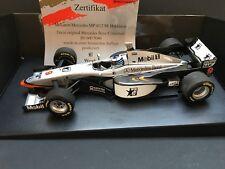 Minichamps - Mika Hakkinen - McLaren - Mp4/12 - 1997 -1:18 - Black Star - Rare