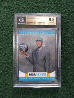 Anthony Davis 2012-13 Panini NBA Hoops RC BGS 9.5