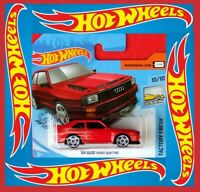 Hot Wheels 2020   ´84 Audi Sport QUATTRO    145/250   NEU&OVP