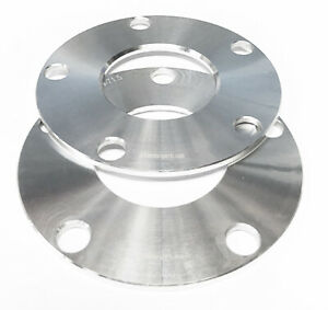 """(2) 5MM HUB CENTRIC WHEEL SPACERS ¦ 5X130 ¦ 71.5 CB ¦ 1/5"""" THICK ¦ MOST PORSCHE"""
