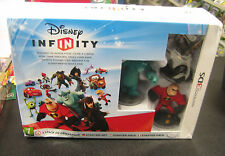 DISNEY INFINITY  STARTER DECK  3DS NUOVO