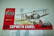 AIRFIX  SOPWITH CAMEL   1:72 scale  kit