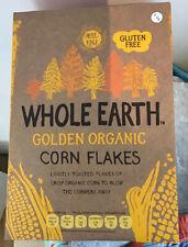 Whole Earth Gluten Free Golden Organic Corn Flakes 375g