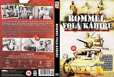 Rommel ruft Kairo 1958 German WW2 film sealed OOP dvd in Deutch