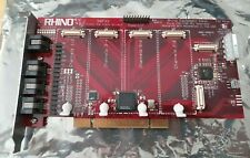 Rhino R8FXX 8 Port FXO FXS Card VoIP Asterisk PBX