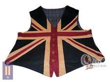 British Classic Vintage Union Jack Waistcoat | Flag Vest | Men's or Woman's