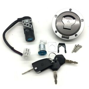 Honda Grom 125 MSX 125 Ignition Switch Fuel Gas Cap Seat Lock Fit For 2014-2019