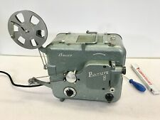 Bauer   8mm  Film Projektor  Pentalux    sehr Kurios nicht getestet