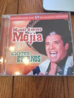 Miguel Acevedo Mejia Exitos Eternos Tested Vintage Collectible Ships N 24h