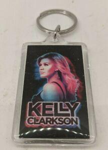 Kelly Clarkson Keychain - Concert Memorabilia - Brand New - Free Shipping