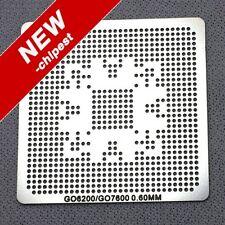 Nvidia G86-771-A2 G86-751-A2 G86-731-A2 G86-741-A2 G86-704-A2  Stencil Template