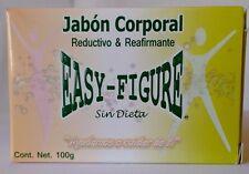 EASY FIGURE BODY SOAP REAFIRMING & REDUCTIVE JABON REDUCTIVO Y REAFIRMANTE