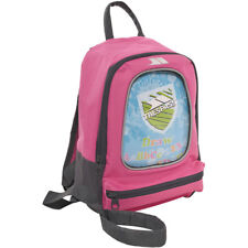 Trespass Picasso Toddler Rucksack with Pencils & Sketch Pad - Pink
