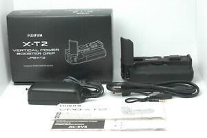 [MINT] FUJIFILM VPB-XT2 Vertical Power Booster Grip for X-T2 from JAPAN F88