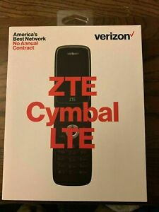 Verizon ZTE 233 Prepaid and Postpaid ZTE Cymbal LTE Verizon Flip Phone 4G