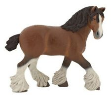 Papo #51109 Shire Mare, Toy Collectible Horse