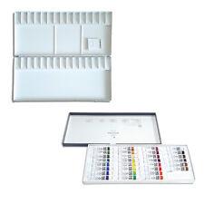 SHINHAN Watercolor Paint + HEUNGIL palette set-package(30 Colors, 30compartment)
