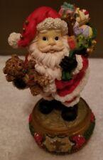 Christmas Jolly Old Saint Nick San Francisco Company Musical Figurine