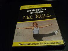 """DVD """"BRULER LES GRAISSES POUR LES NULS"""""""