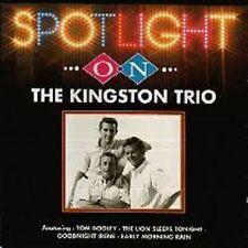 Spotlight On The Kingston Trio (1993) CD   ****VGC/LIKE NEW CONDITION****