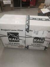 "2x Kali audio lp-6 WHITE 6,5"" in studio monitor-Guasto (per hobbisti)"