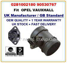 Vauxhall Opel Corsa C 1.7Di DTI Hatchback Masa De Aire Medidor De Flujo Sensor 0281002180