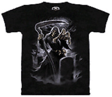 **DARK ANGEL - T-Shirt - Skulbone - Gothic (MED) -NEW!*