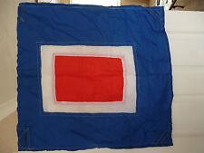 """EAST GERMAN """"VOLKSMARINE"""" NAVAL FLAG 8"""