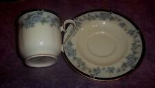 REPLACEMENT NORITAKE BELLE-FONTE PATTERN 9731 CUP AND SAUCER