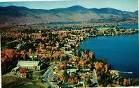 Vintage Postcard - Lake Placid Village Olympic Arena New York NY #1729
