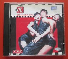 CD Trik FX ‎– Gde Se Ljubav Cuva Serbia Folk Grand Production Sokoj