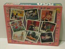 """Barbie Nostalgia Western Golden 550 Piece Jigsaw Puzzle New 18 x 15"""""""