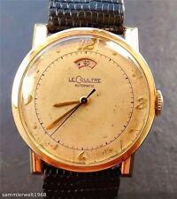 Vergoldete Jaeger-LeCoultre Armbanduhren