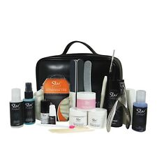 Star Nails Builder Gel Complete Kit Nail Technician Professional Manicure System