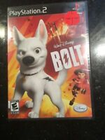 Disney''s Bolt PS2 New Playstation 2 Brand New Factory Sealed