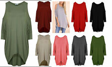 3/4 Sleeve Scoop Neck Casual Tops & Shirts for Women