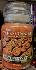 Yankee Candle Ginger Spice Cookie 623 gr.