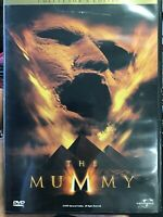 The Mummy (DVD, 1999, Collectors Edition)