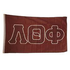 Lambda Theta Phi Letter Flag 3' x 5'